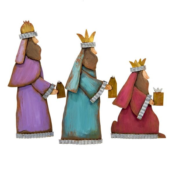 MINI JEWELED NATIVITY KINGS