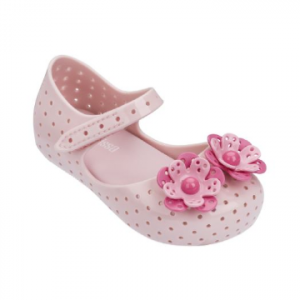 MINI MELISSA MINI FURADINHA XII - LIGHT PINK