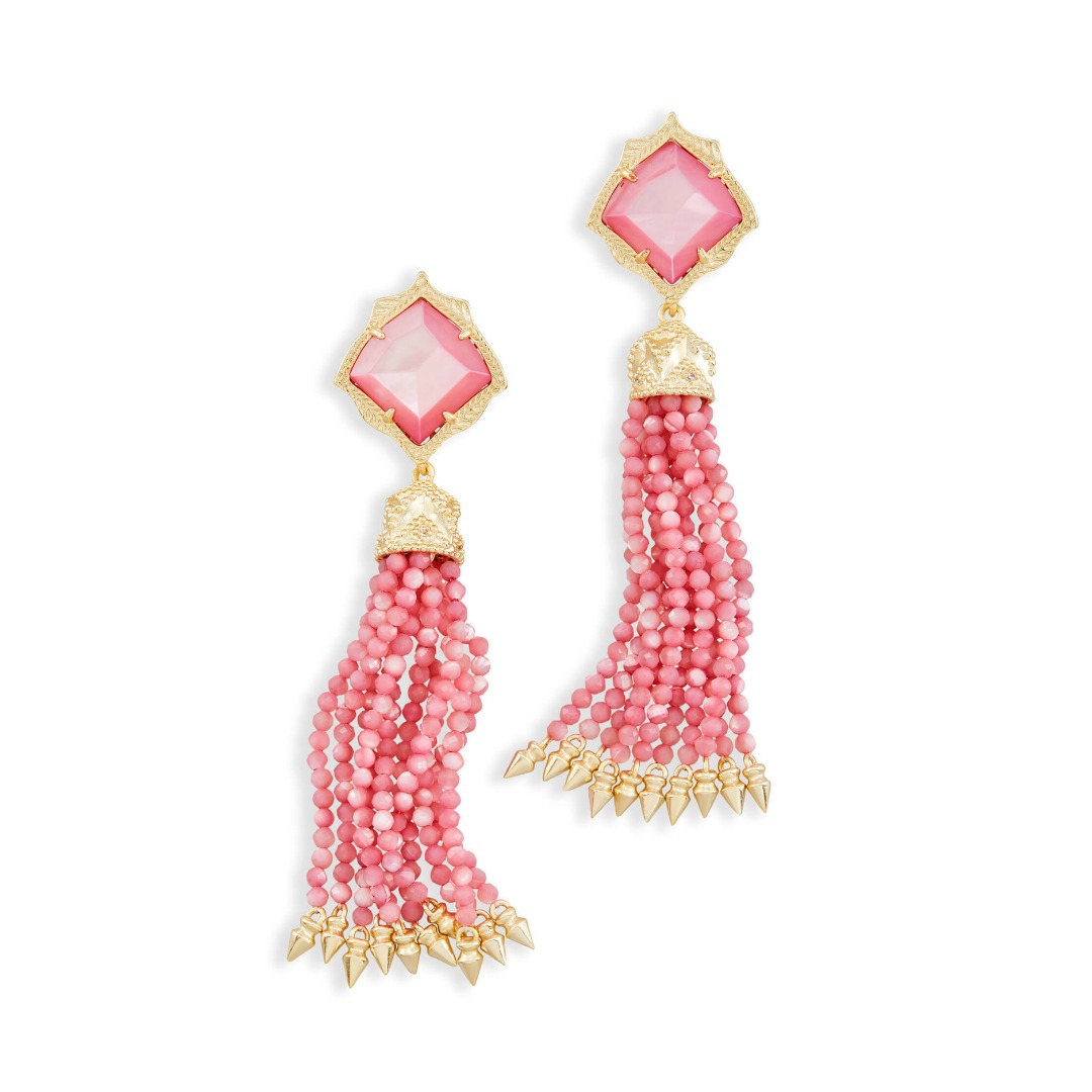 KENDRA SCOTT MISHA EARRING IN GOLD
