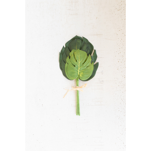 MONSTERA LEAF BUNDLE