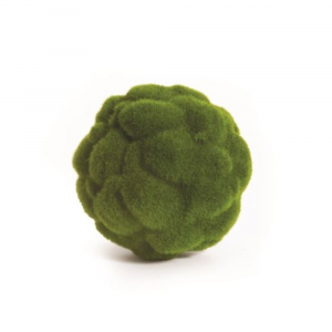 "MOOD MOSS ORB 5"" BALL"