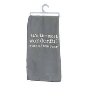 MOST WONDERFUL DISH TOWEL