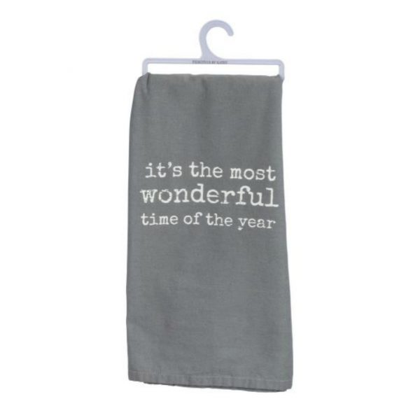 MOST WONDERFUL DISH TOWEL