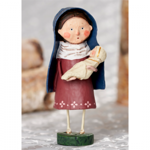 MOTHER MARY FIGURINE