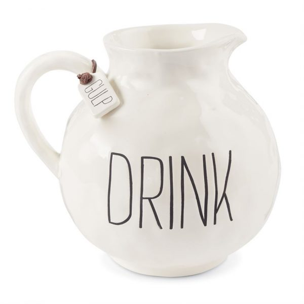 MUDPIE DRINK PITCHER