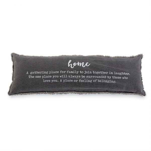 MUDPIE HOME DEFINITION PILLOW