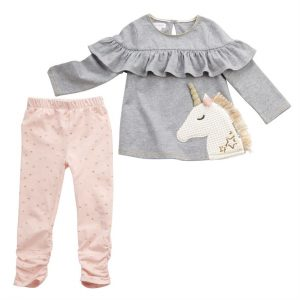MUDPIE SPARKLE UNICORN SET