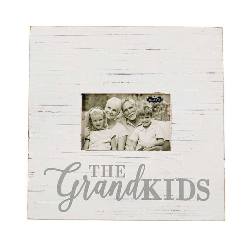 MUDPIE THE GRANDKIDS FRAME