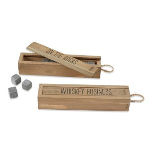 MUDPIE WHISKEY ROCK BOX SETS