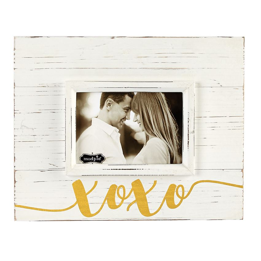 MUDPIE XOXO FRAME | Magpies Gifts
