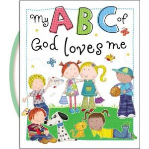 MY ABC OF GOD LOVES ME BOOK