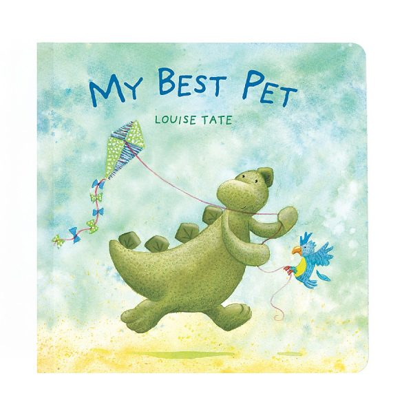 JELLY CAT MY BEST PET BOOK
