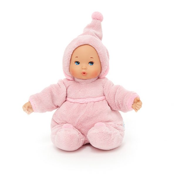 MADAME ALEXANDER MY FIRST POWDER PINK BABY DOLL