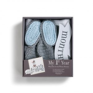 MY FIRST YEAR BABY BOY BUNDLE