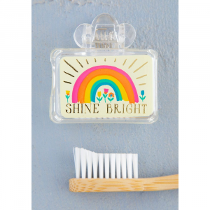 NATURAL LIFE SHINE BRIGHT TOOTHBRUSH COVER