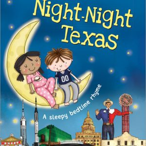 NIGHT NIGHT TEXAS BOOK