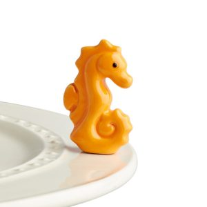 NORA FLEMING HORSIN' AROUND SEAHORSE