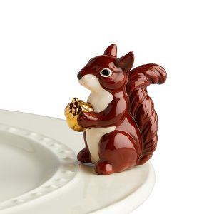 NORA FLEMING MINI MR SQUIRREL