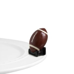 NORA FLEMING MINI TOUCHDOWN FOOTBALL