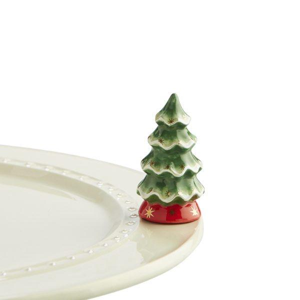 NORA FLEMING O TANNENBAUN CHRISTMAS TREE