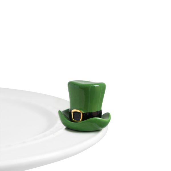NORA FLEMING ST. PATTY HAT