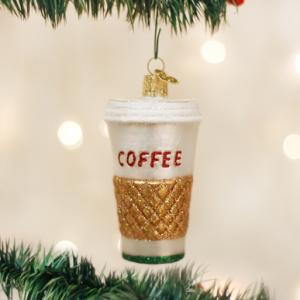 OLD WORLD CHRISTMAS COFFEE TO GO