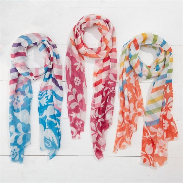 OTOMI SCARF IN A GIFT BOX