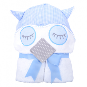 OWL CHARACTER TOWEL