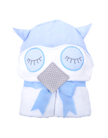 OWL CHARACTER EVERYDAY TOWEL
