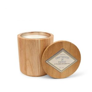 PADDY WAX WOODS CANDLE - DRIFTWOOD & INDIGO