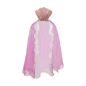 PINK MERMAID GLIMMER CAPE