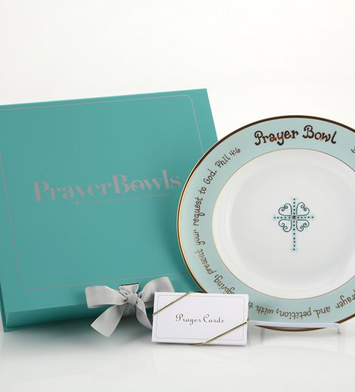 PRAYER BOWL ANGIE BOWL GIFT SET