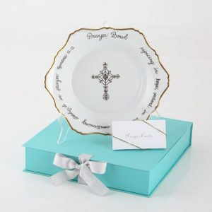 PRAYER BOWLS CELESTE BOWL GIFT SET