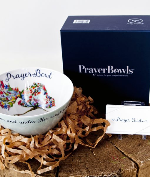 PRAYER BOWLS THE JOSEPHINE BOWL