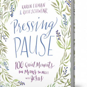 PRESSING PAUSE BOOK