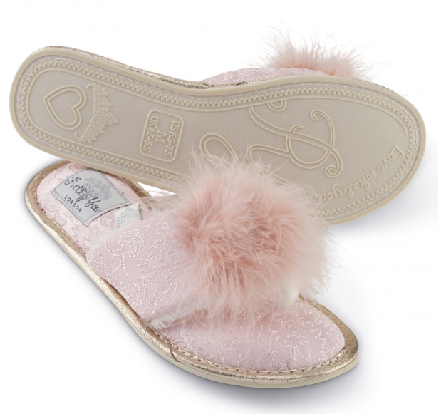PRETTY YOU TRIXIE SLIPPERS