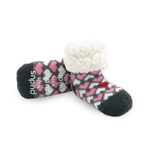 PUDUS BE MY VALENTINE KIDS SOCKS