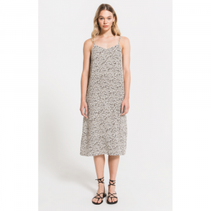 RAG POETS BELLA RIVA PRINT DRESS