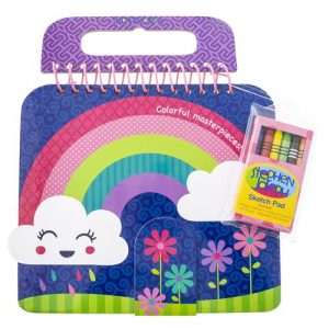 RAINBOW SKETCH PAD