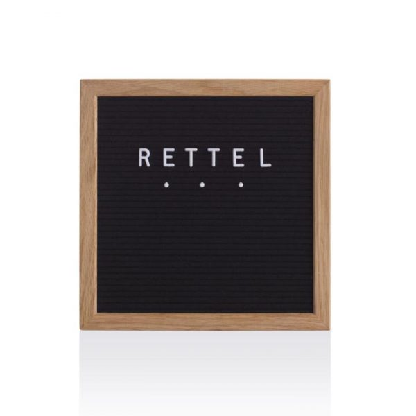 RETTEL SMALL TALK BOARD