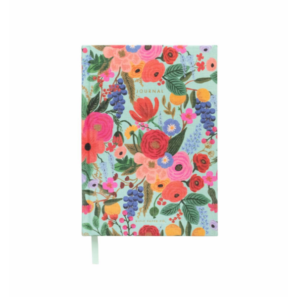 RIFLE PAPER GARDEN PARTY FABRIC JOURNAL