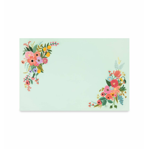 RIFLE PAPER GARDEN PARTY PLACEMATS