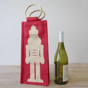 ROYAL NUTCRACKER WINE BAG