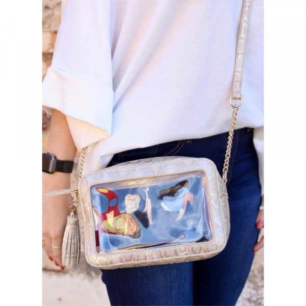 RYLEE RECTANGLE CLEAR BAGS