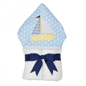 SAILBOAT EVERYDAY TOWEL