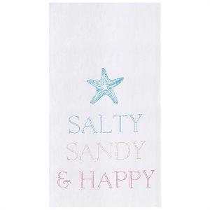 SANDY & HAPPY TOWEL