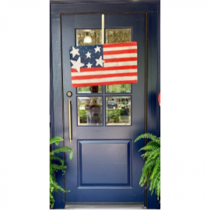 SCREEN FLAG DOOR HANGER