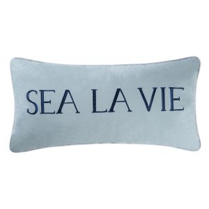 SEA LA VIE PILLOW