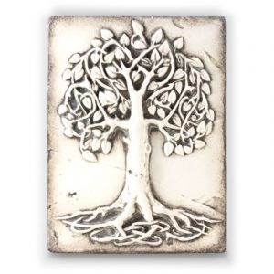 SID DICKENS CELTIC TREE OF LIFE BLOCK