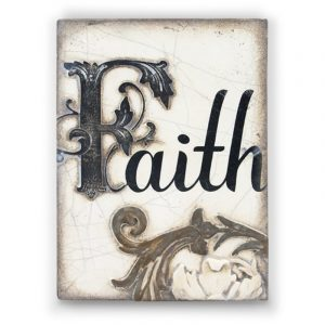 SID DICKENS FAITH BLOCK